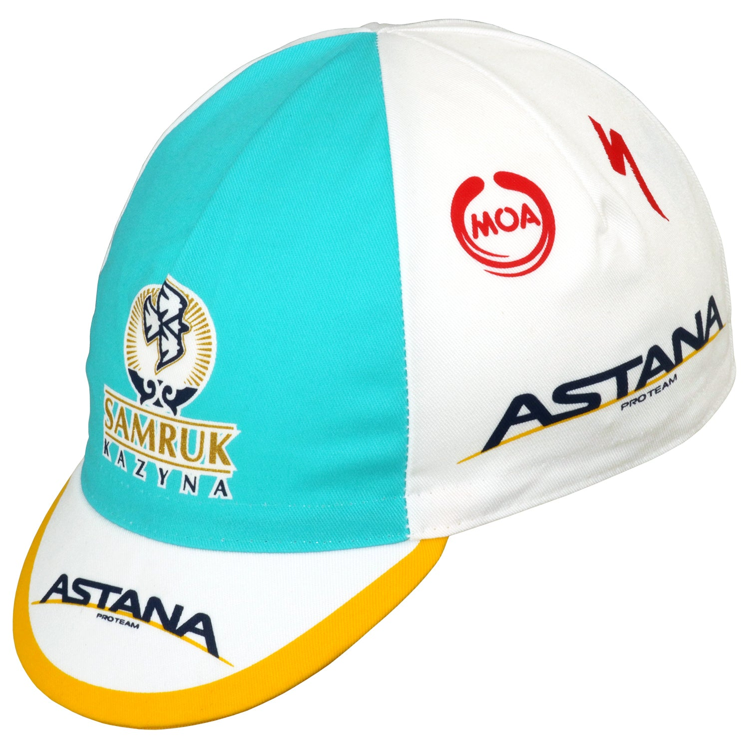Astana Pro Team 2016 Cotton Cycling Cap