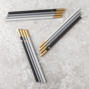 Hello Day Pencils in Stylish Pattern