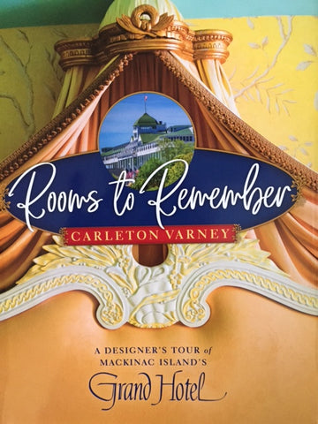 Rooms To Remember - Designer's Guide To The Grand Hotel - Free Shipping!