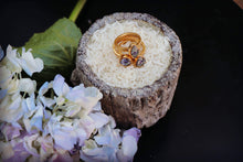 Load image into Gallery viewer, Memory Flower Jewelry | Organic Stack Rings