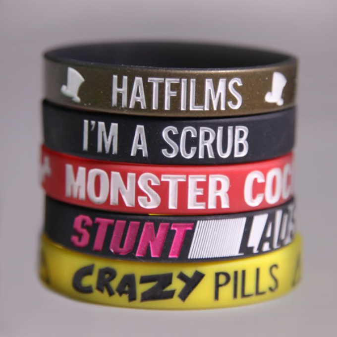 Yogscast: Hat Films (Lucky Dip) Wristband