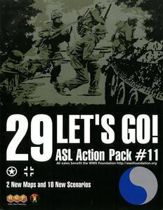 ASL Action Pack 11: Let's Go! - Leisure Games