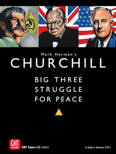 Churchill (2nd printing) - Leisure Games