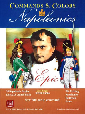 Commands & Colors: Napoleonics Epic - Leisure Games