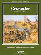 Folio Series: Crusader - Battle for Tobruk
