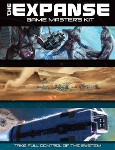 The Expanse RPG Game Master's Kit (expected in stock on 18th June)