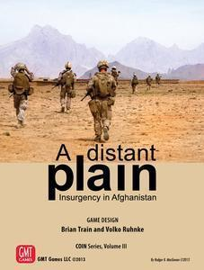 A Distant Plain - Leisure Games