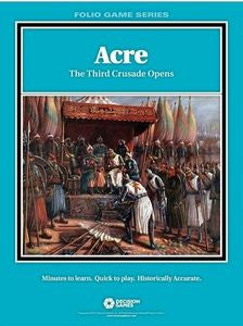 Acre: The Third Crusade Opens - Leisure Games