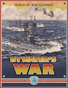 Command at Sea, Volume XI: Bywater's War - Leisure Games