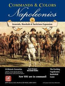 Commands & Colors: Napoleonics Expansion 5 - Generals, Marshals, Tacticians - Leisure Games