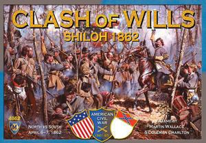 Clash of Wills - Shiloh 1862 - Leisure Games
