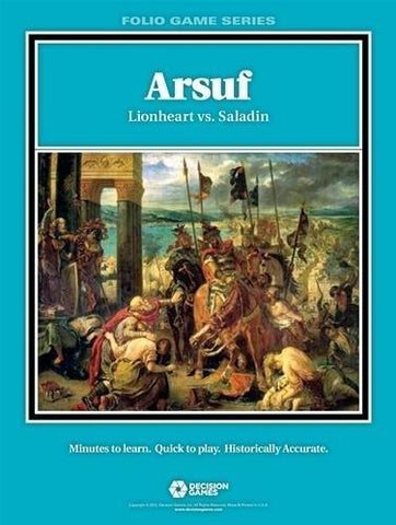 Folio Series: Arsuf