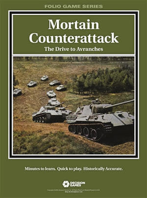 Folio Game: Mortain Counterattack: The Drive to Avranches