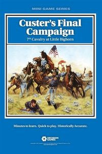 Mini Game Series: Custer's Final Campaign: 7th Cavalry at Little Bighorn