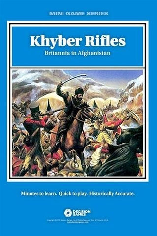 Mini Game Series: Khyber Rifles