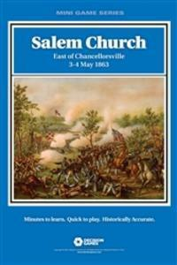 Mini Game Series: Salem Church - East of Chancellorsville