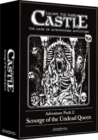Escape the Dark Castle: Adventure Pack 2: Scourge of the Undead Queen Expansion