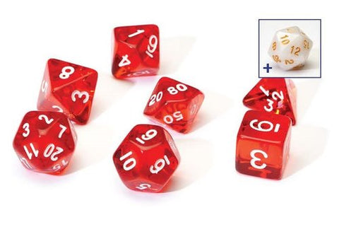Sirius Dice Poly Sets