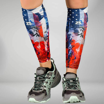 USA Liberty Compression Leg Sleeves