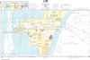 NOAA Print-on-Demand Charts US Waters-Port Canaveral;Canaveral Barge Canal Extension-11478