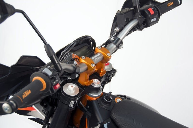 Trail Tech Bar Risers KTM MX/Enduro/Adventure 2010-2015 - KTM Twins