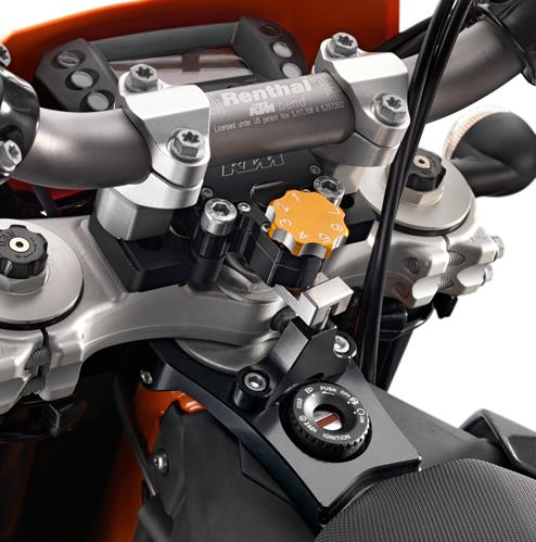 KTM Steering Damper Kit KTM 690 SMC/Enduro/R 2008-2017