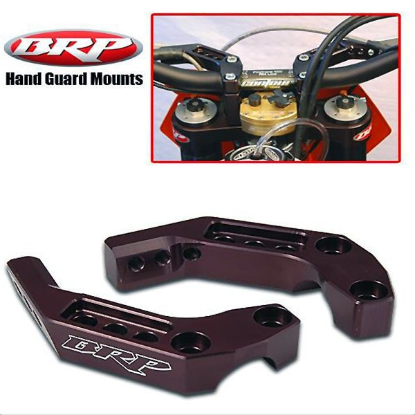 BRP KTM Upper Handlebar Mount Kit for Handguards - KTM Twins