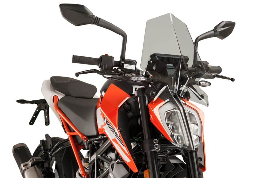 Puig Naked New Generation Sport Windscreen KTM 125/390 Duke 2017-2019