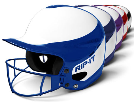 Rip It Vision Batting Helmet with Mask