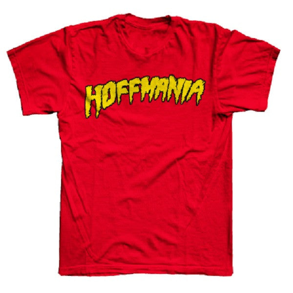 RED HOFFMANIA T-SHIRT