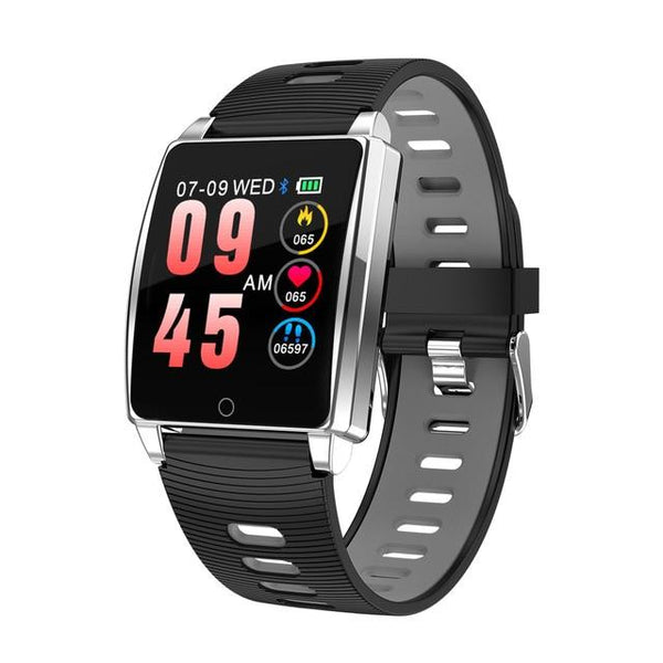 New IPS Large Screen Multi-Sport Fitness Smart Watch Activity Tracker Heart Rate Blood Pressure Wristband For iOS Android