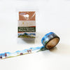 Round Top x Yano Design Machu Picchu washi tape