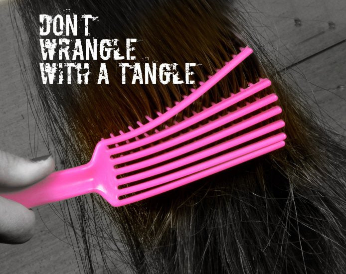 Tangle Wrangle Grooming Brush