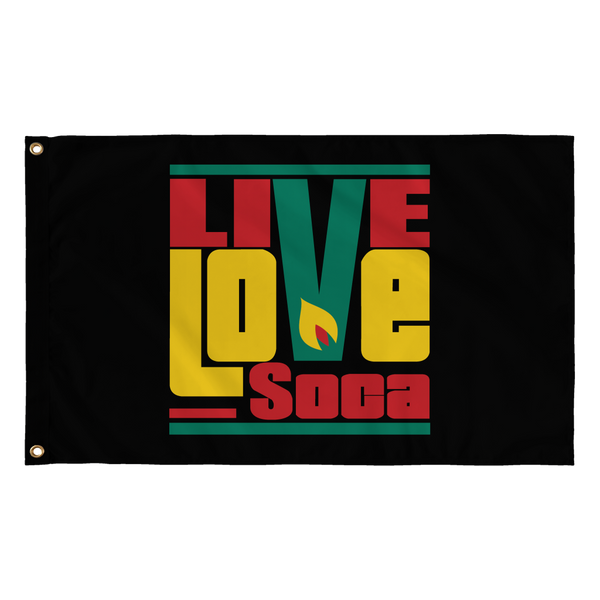 GRENADA FLAG - Live Love Soca Clothing & Accessories