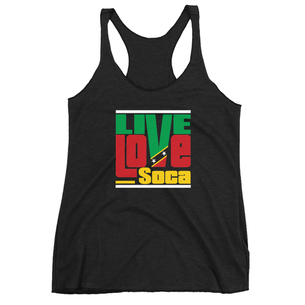 Saint Kits & Nevis Islands Edition Womens Tank Top