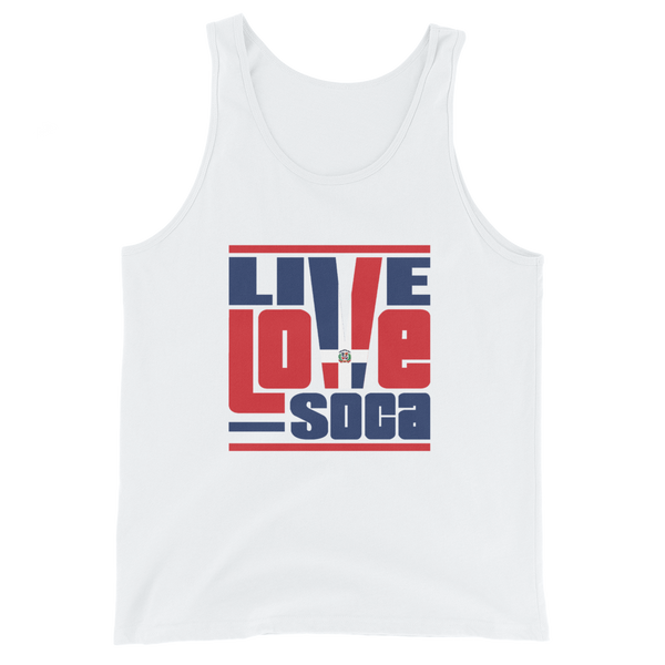 Dominica Republic Islands Edition Mens Tank Top