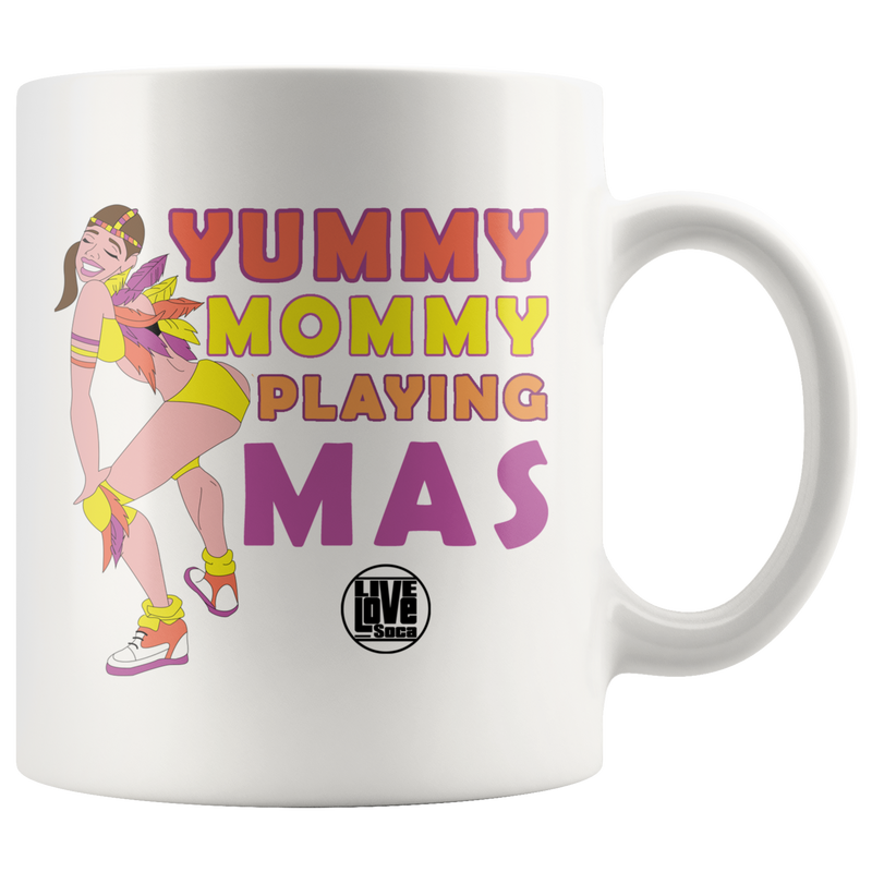 YUMMY MOMMY PLAYING MAS (US) (Designed By Live Love Soca)