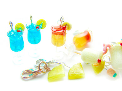 2019 Summertime Mixed Drinks Charm Collection - Sucre Sucre Miniatures