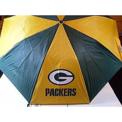 NFL Travel Umbrella Green Bay Packers By McArthur For Windcraft