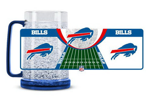 NFL Buffalo Bills 16oz Crystal Freezer Mug by Duck House