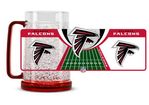 NFL Atlanta Falcons 16oz Crystal Freezer Mug by Duck House