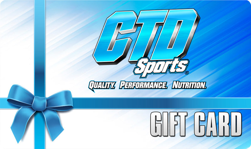 CTD Sports Gift Card