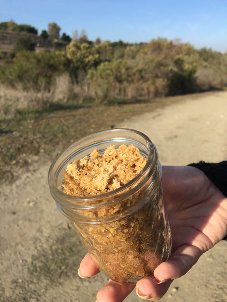 Buddha's Brown Sugar Vanilla Body Scrub