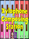 Xylophone Composing Station