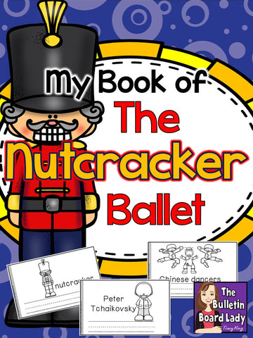 My Book of the Nutcracker Ballet