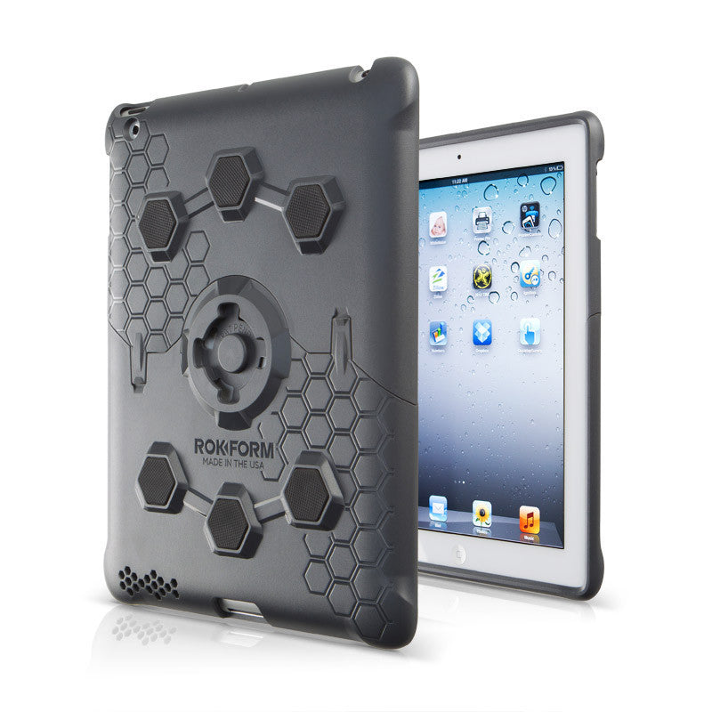 iPad 2/3/4 Shield Case - Rokform