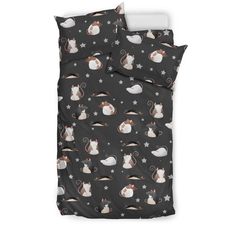Beautiful Rat Duvet Set