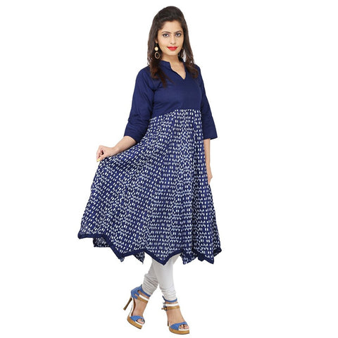 anarkali-kurtis-blue-color-cotton-anarkali-kurtis-for-girl-a001