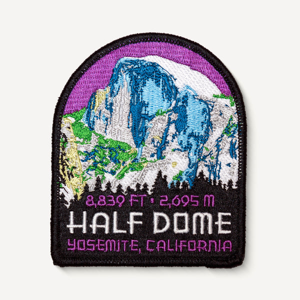 Half Dome Patch