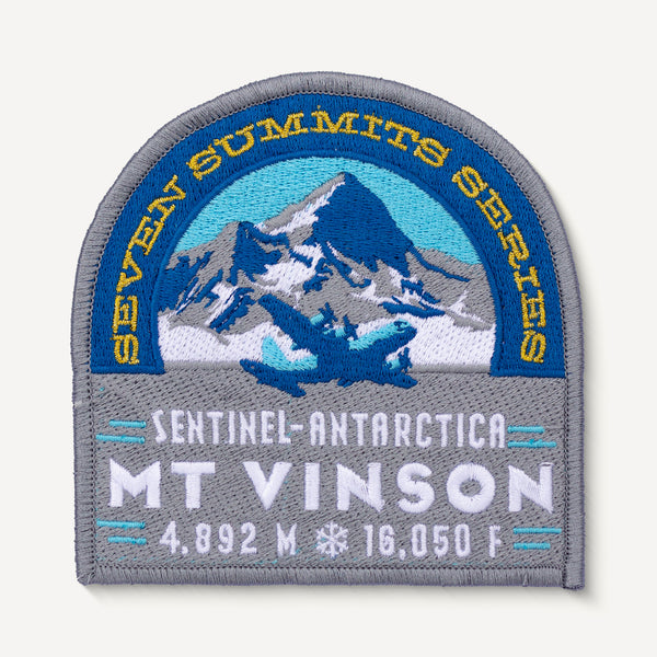Vinson Seven Summits Patch